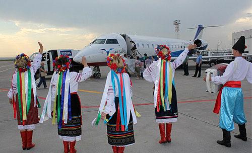 Из Казани и Нижнекамска в Крым прямым рейсом