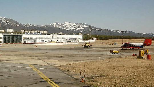 Из Магадана в Крым с авиакомпанией Алроса