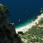 Как попасть в «Затерянный мир»? Самый труднодоступный пляж Крыма